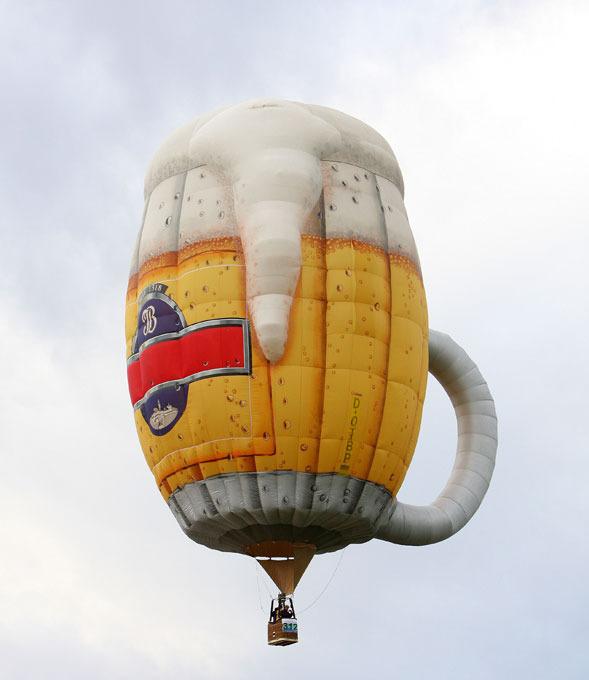 Прикольные фото воздушных шаров
