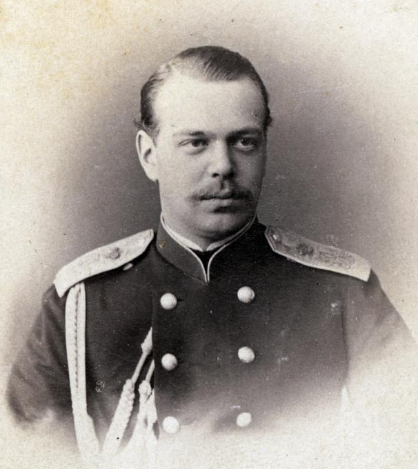 Судьба детей Александра III