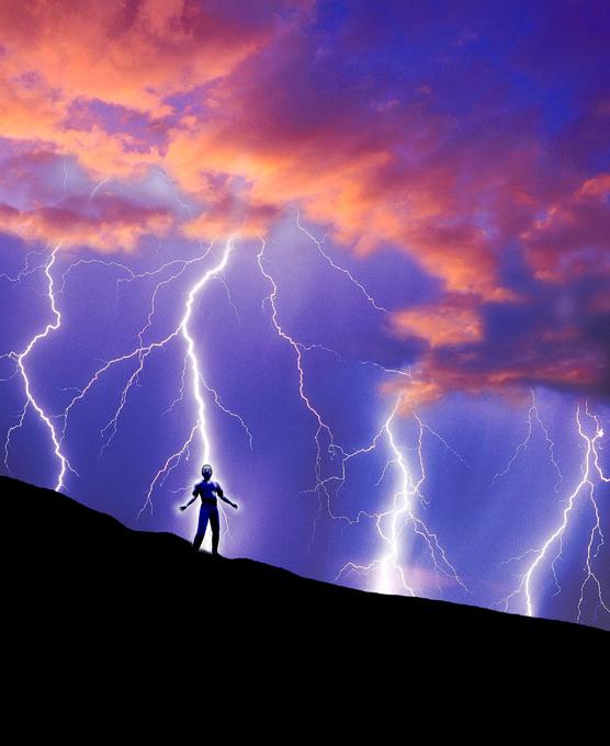 Как вести себя во время грозы. Как спастись от молнии