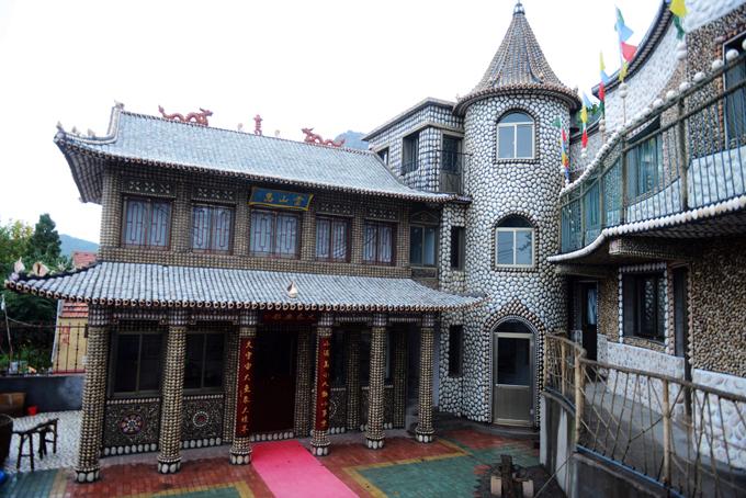 Дворец Посейдона, или Замок из ракушек