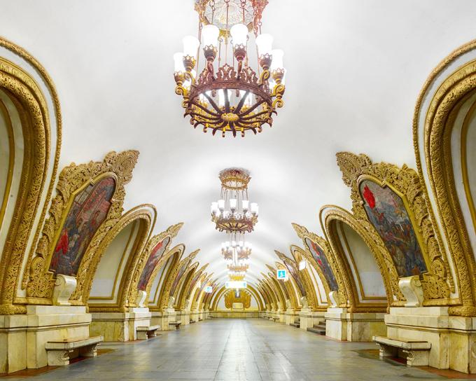 Красота, которую не замечают москвичи