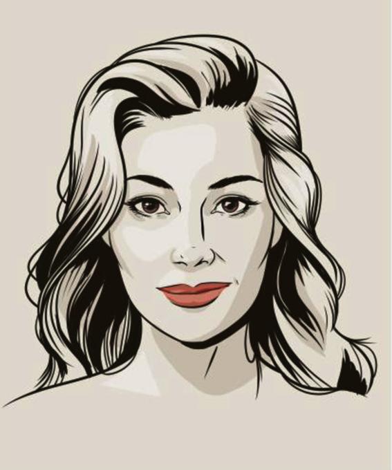 Идеальная женщина для Леонардо Ди Каприо