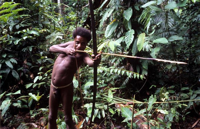 удивительно, фото мужчина племени каравай классического