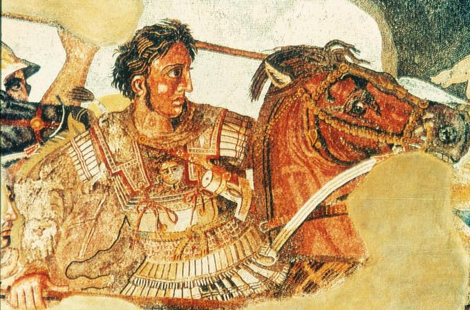Тайна смерти Александра Великого. Загадки гибели великого царя