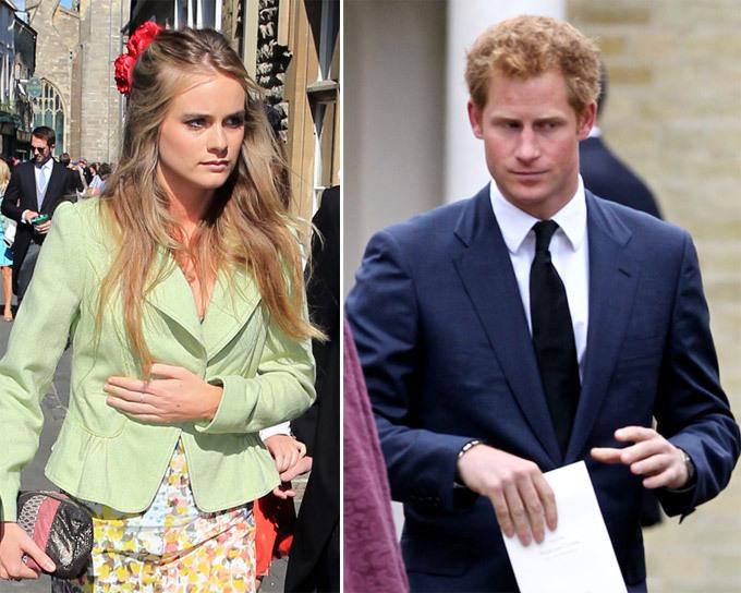 Принц Гарри и Крессида Бонэ поженятся