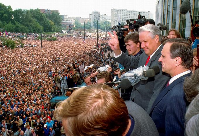 Подвиги Бориса Ельцина