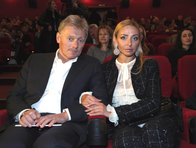 Жены не отстают от своих мужей. Татьяна Навка