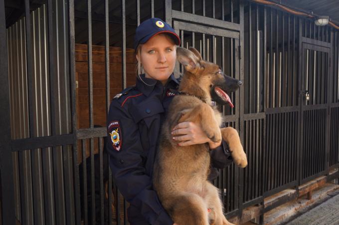 """""""Щенячий патруль"""" нашей полиции"""