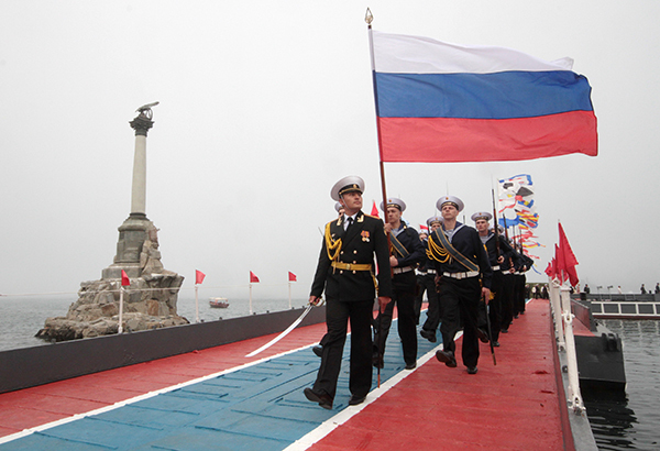 230 лет Черноморскому флоту