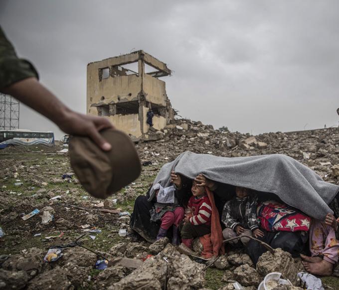 Мосул, Ирак