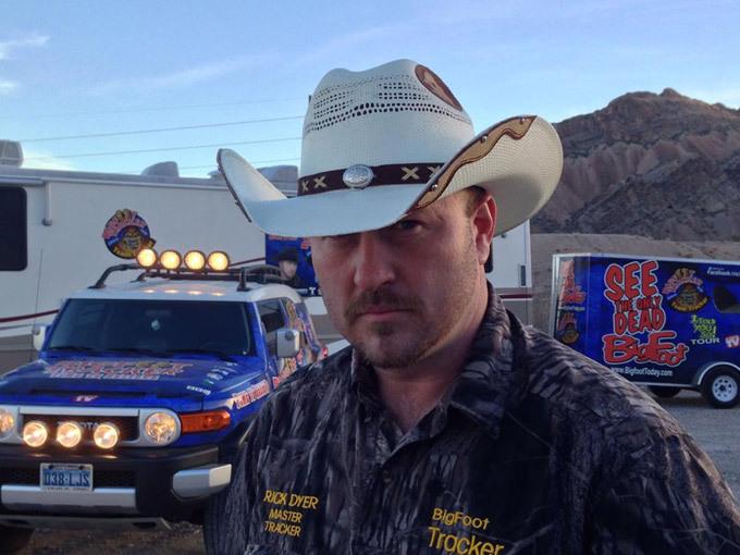 Американский охотник утверждает, что застрелил йетти
