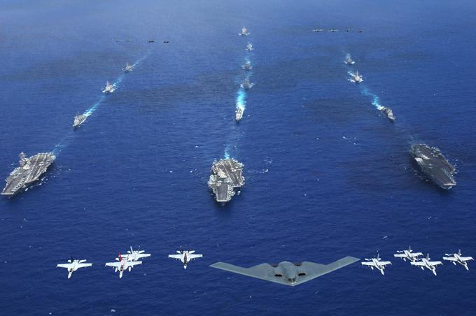 Шестой флот США. Орудие устрашения