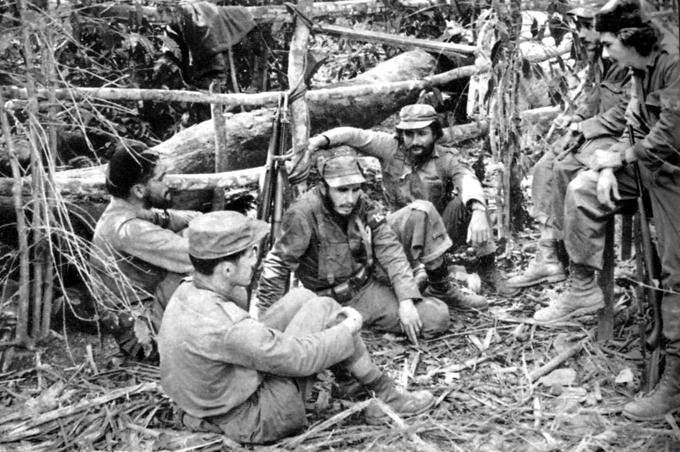 Um dia na vida de Fidel Castro