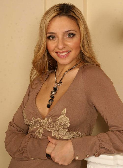 Татьяна Навка: Красавица, спортсменка
