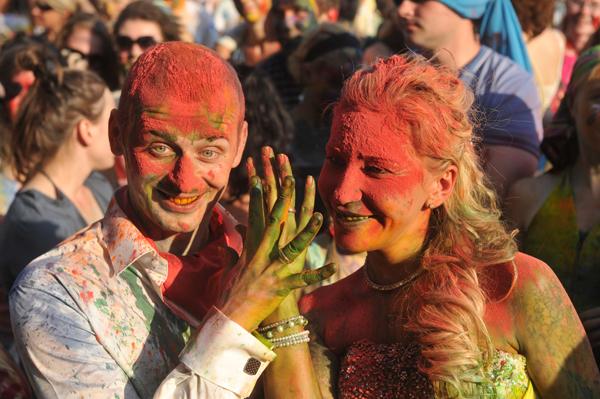 Индийский праздник красок по-русски