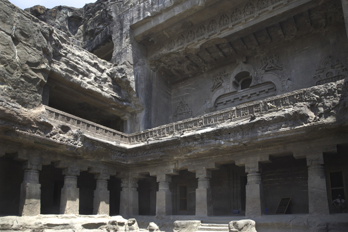 Индия: Каменное чудо