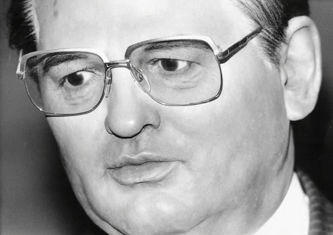 Скелеты в шкафу Горбачёва. Кто ты?