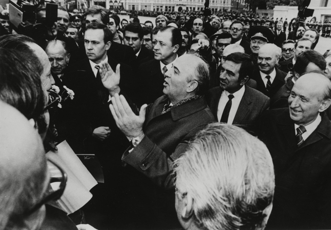 Скелеты в шкафу Горбачёва. В компании обманутых
