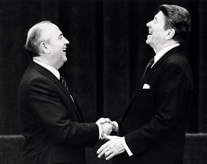 Скелеты в шкафу Горбачёва. Нашли общий язык