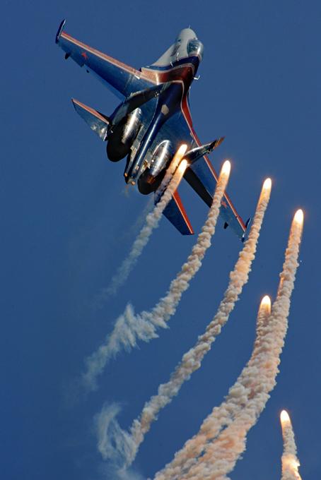 С Днем Военно-воздушных сил России!