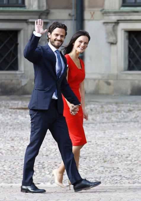 Принц Карл Филипп обручился с моделью