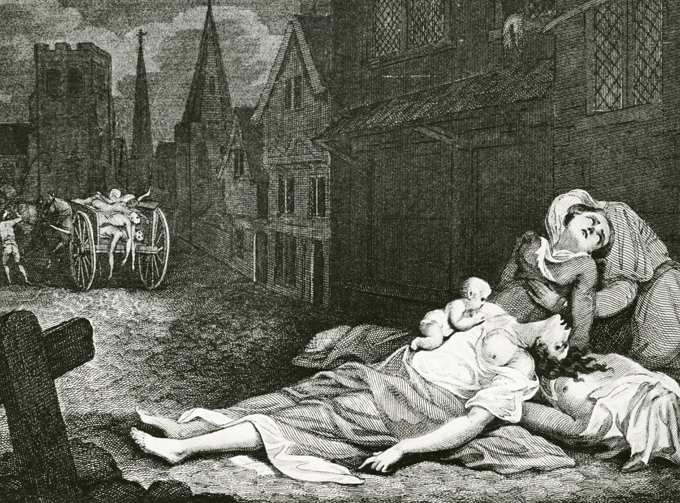 a history of the plague from the fifteenth to the eighteenth century
