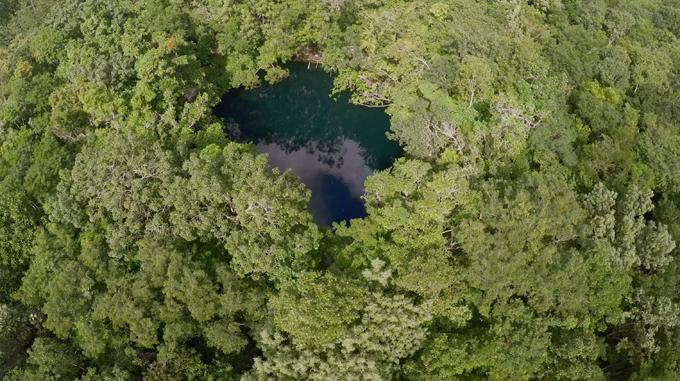 Юкатан. Самое загадочное место планеты
