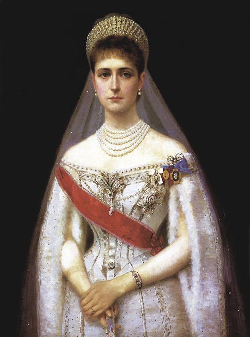 Последняя императрица России. Счастье и трагедия