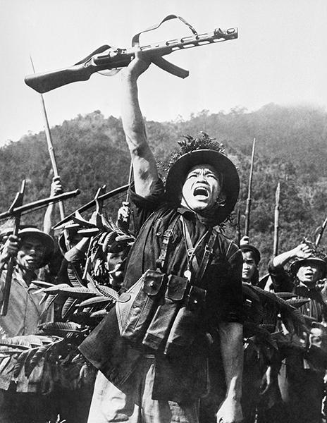 40 лет со дня вывода войск США из Вьетнама