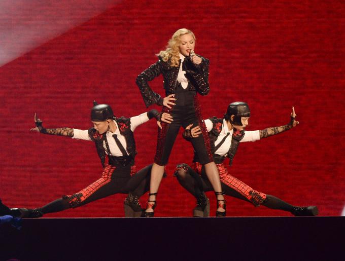 Конфуз Мадонны, или Падение звезды