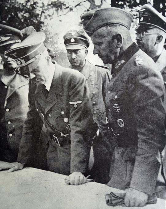 Фашизм: Лихо начали - плохо закончили. На нашу Родину обрушились не только первые бомбы
