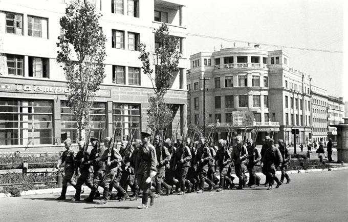 75 лет назад началась Сталинградская оборонительная операция