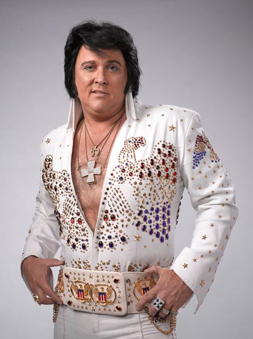 Элвис Пресли. Король жив