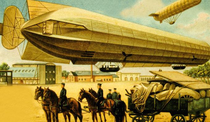 Первая военная авиация