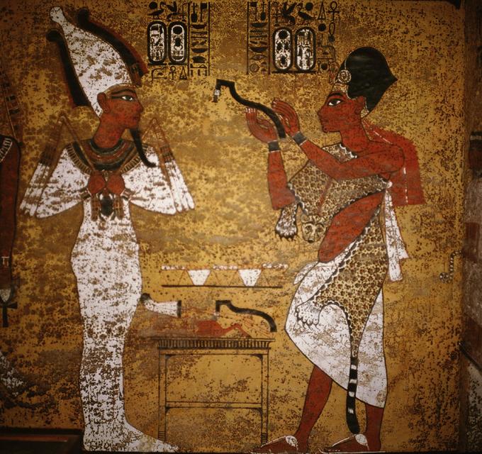 Фараоны: тайны за семью печатями. Древний Египет
