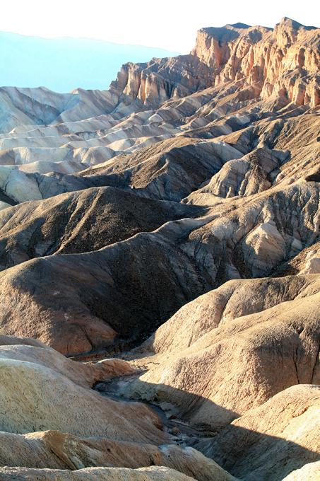 Тайна Долины Смерти: и камни ходят