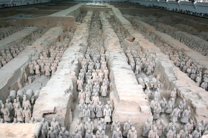 Армия загробного мира