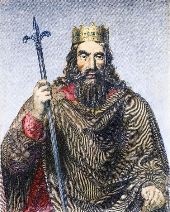 Звался он Луи-король