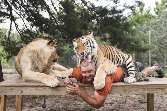 Зоопарк в домашних условиях. Опасно для жизни!