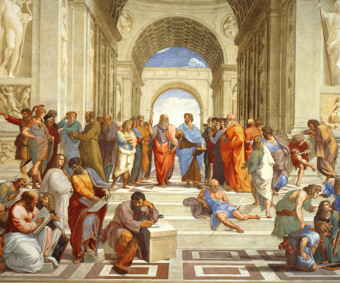 Наш современник Аристотель