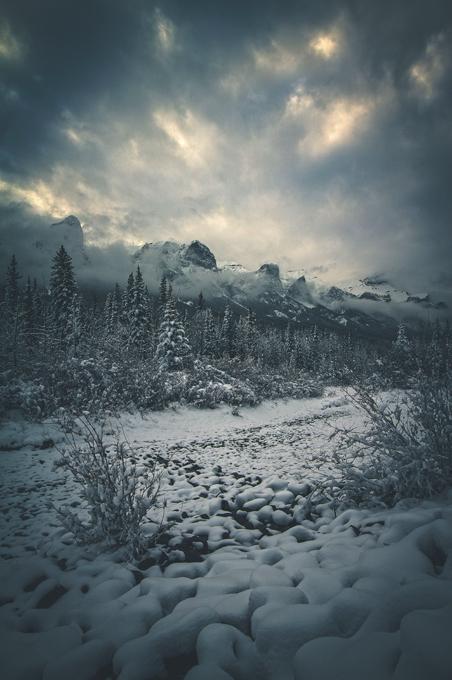 Канада - страна лесов и озер
