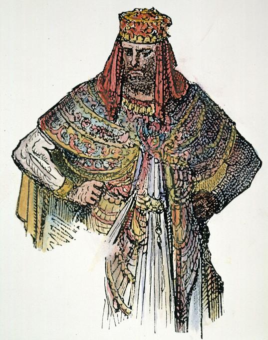 Королевское безумие. Навуходоносор II