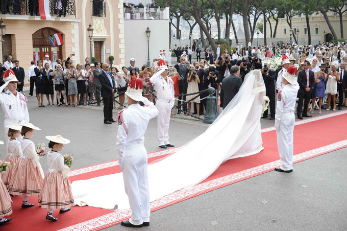 Свадьба Альбера спасает Монако