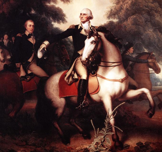 Прославленные революционеры: Джордж Вашингтон