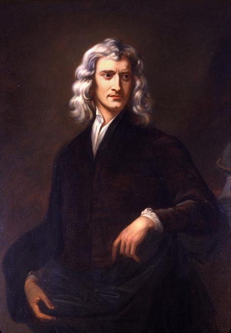 Гениальные сумасшедшие - на радость здоровым. Исаак Ньютон
