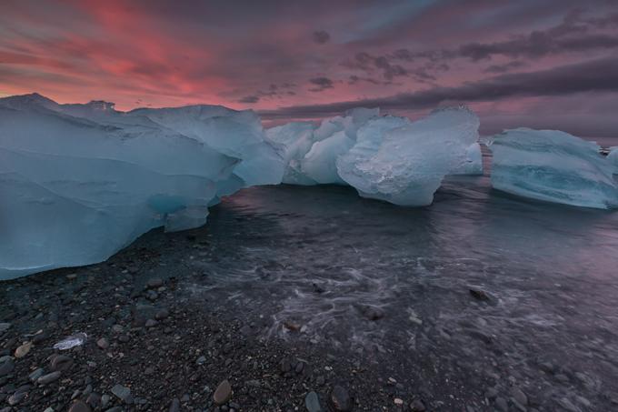Суровая красота Исландии