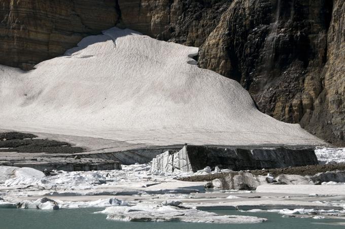 Когда плавятся ледники