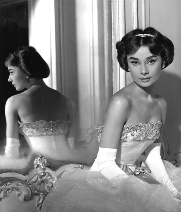 Одри Хепберн - великая актриса 20-го столетия