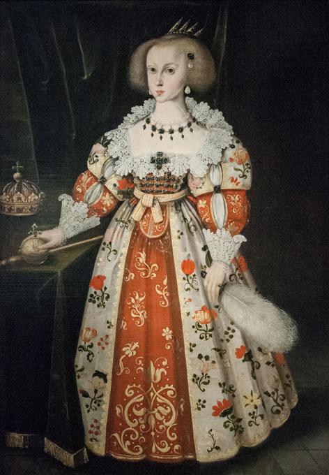Королева-гермафродит