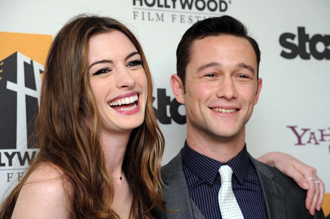 Звезды на Hollywood Film Awards-2011
